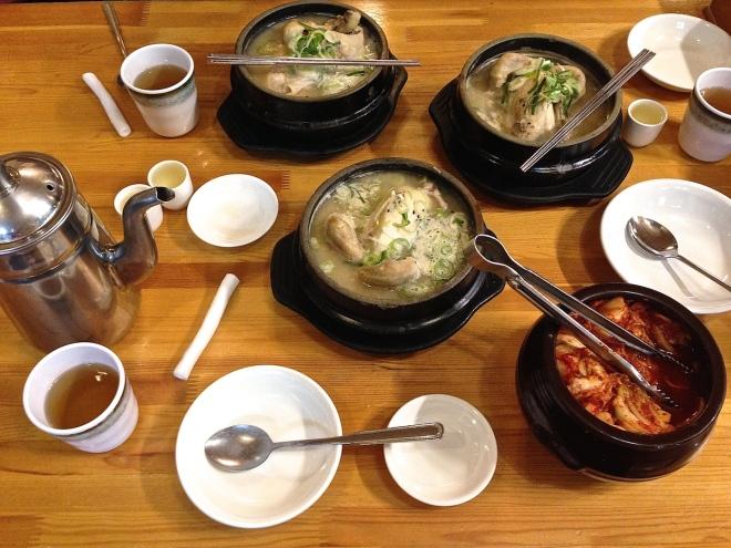 Seoul highlights