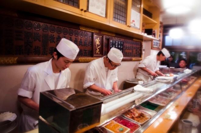 Sushi Dai review