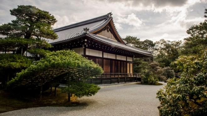 Smaller temples in Kinkakuji complex