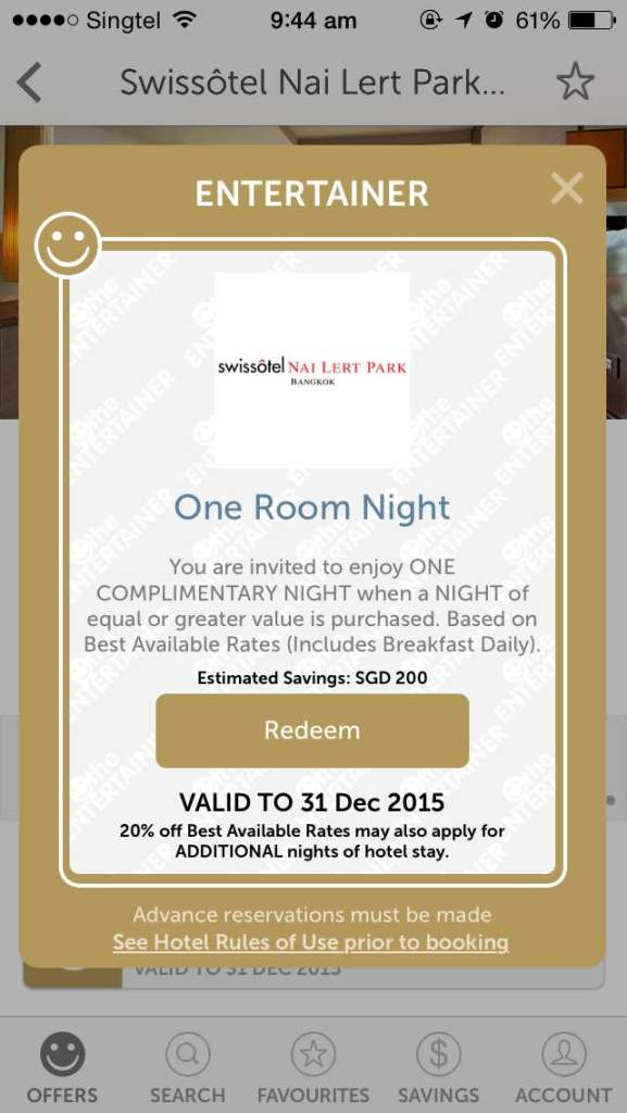 I have to use other hotel's voucher as I've used Sofitel's one but this is the voucher that you need to send to the staff.