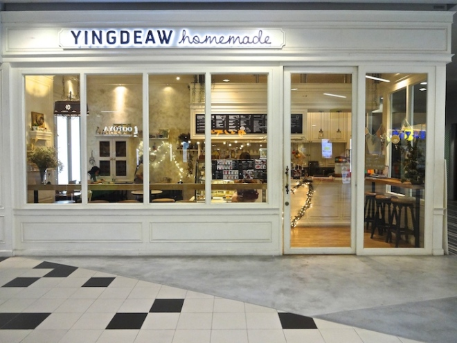 Yingdeaw Homemade at Siam Square One