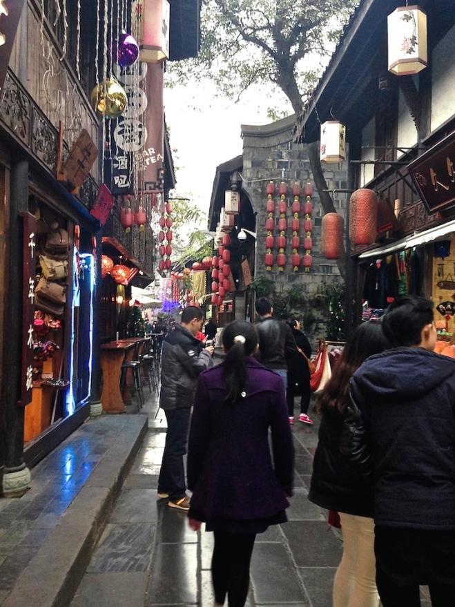 Ancient Street