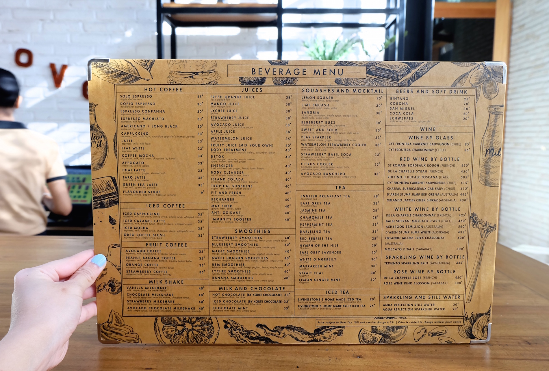 Dont Get Me Started On Their Menu Its So Extensive That My Friend And I Had A Hard Time Choosing What To Order