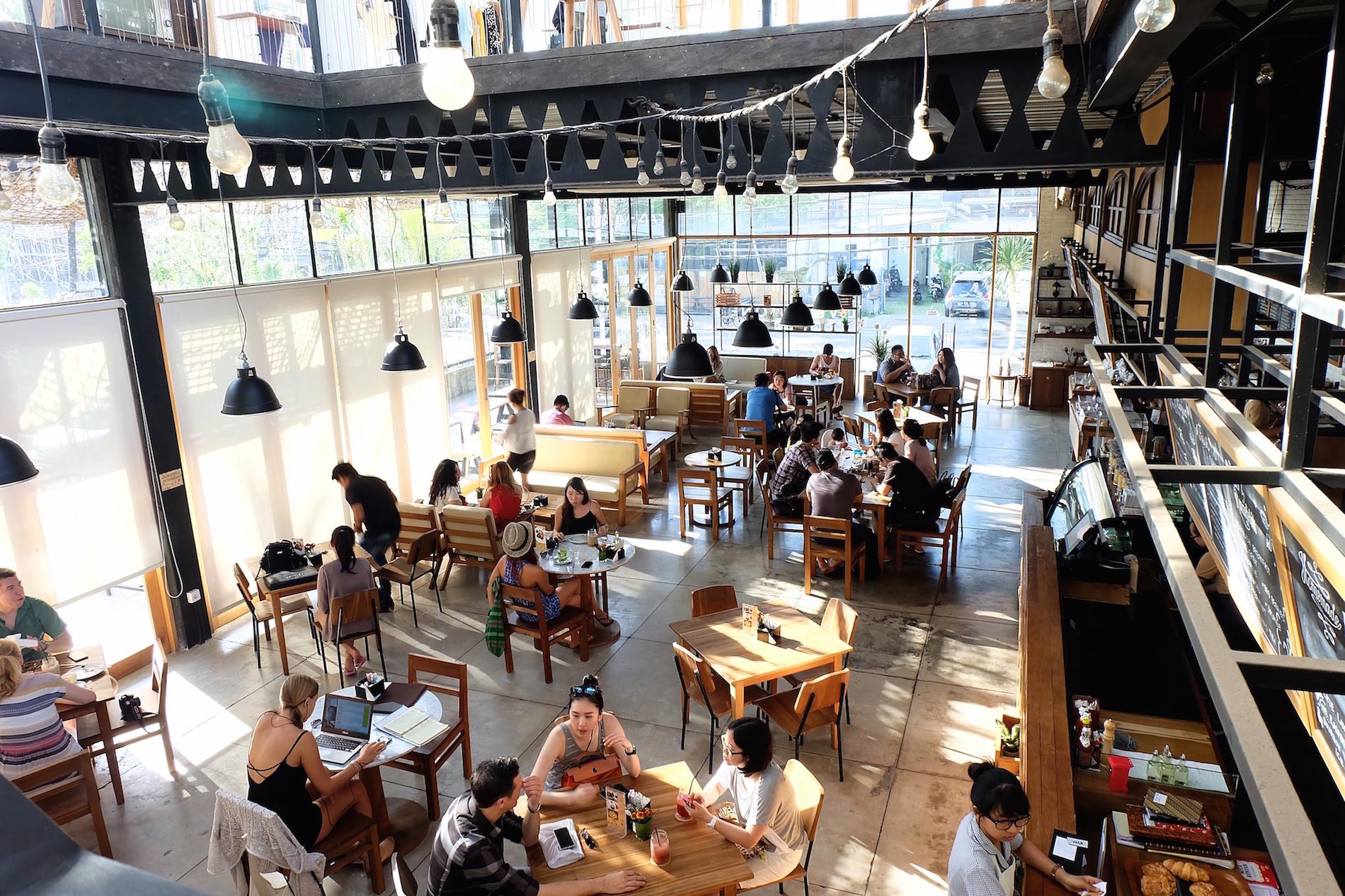 Five Cafes To Visit In Seminyak Bali Coffee Tea Travels